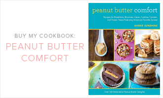 My Cookbook: Peanut Butter Comfort