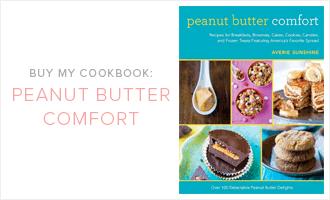 My Cookbook: Peanut Butter Comfort