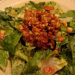 Raw Vegan Taco Nut 'Meat'
