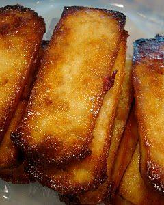 Mango Ginger Maple Tofu