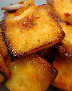 Sweet & Sour Honey Lemon Tofu