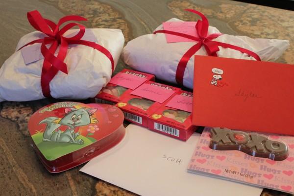 Valentine S Day Date Surprises Averie Cooks