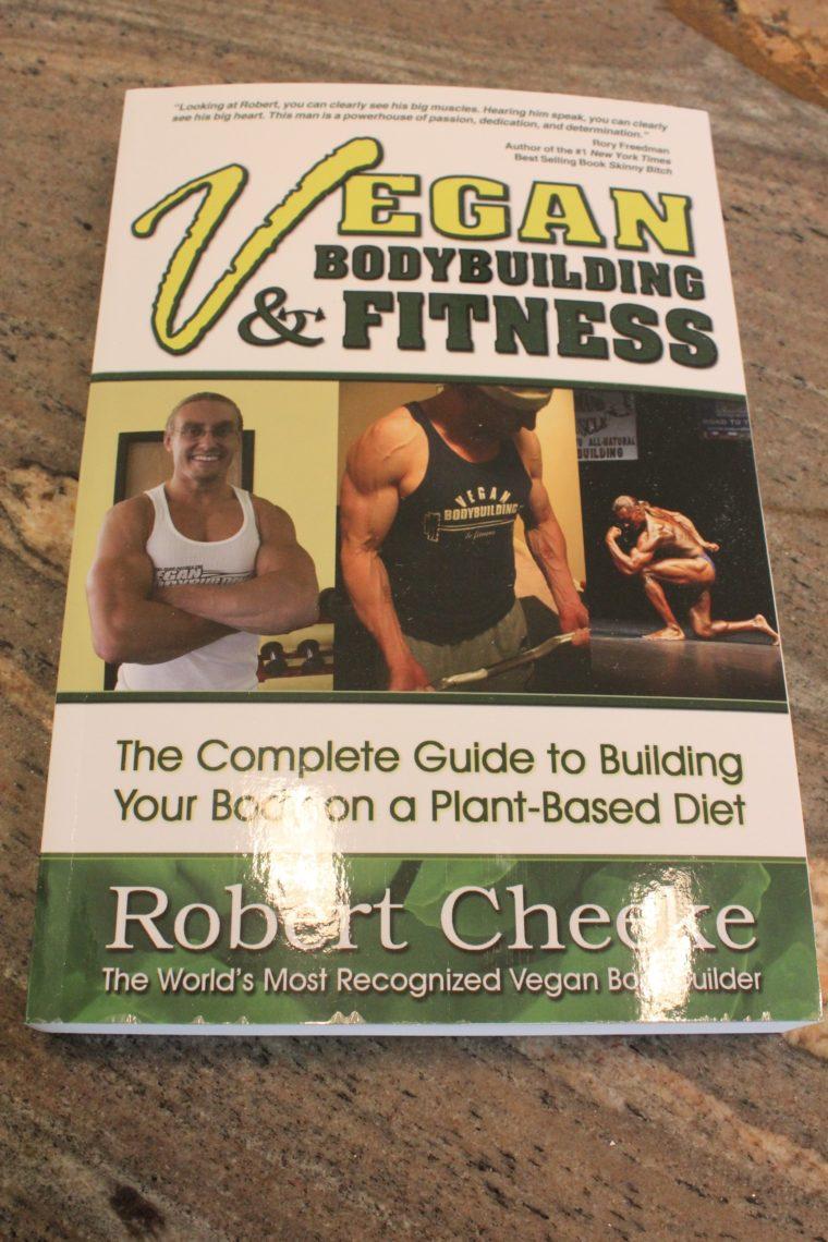 Vegan Bodybuilding & Fitness Book Cover