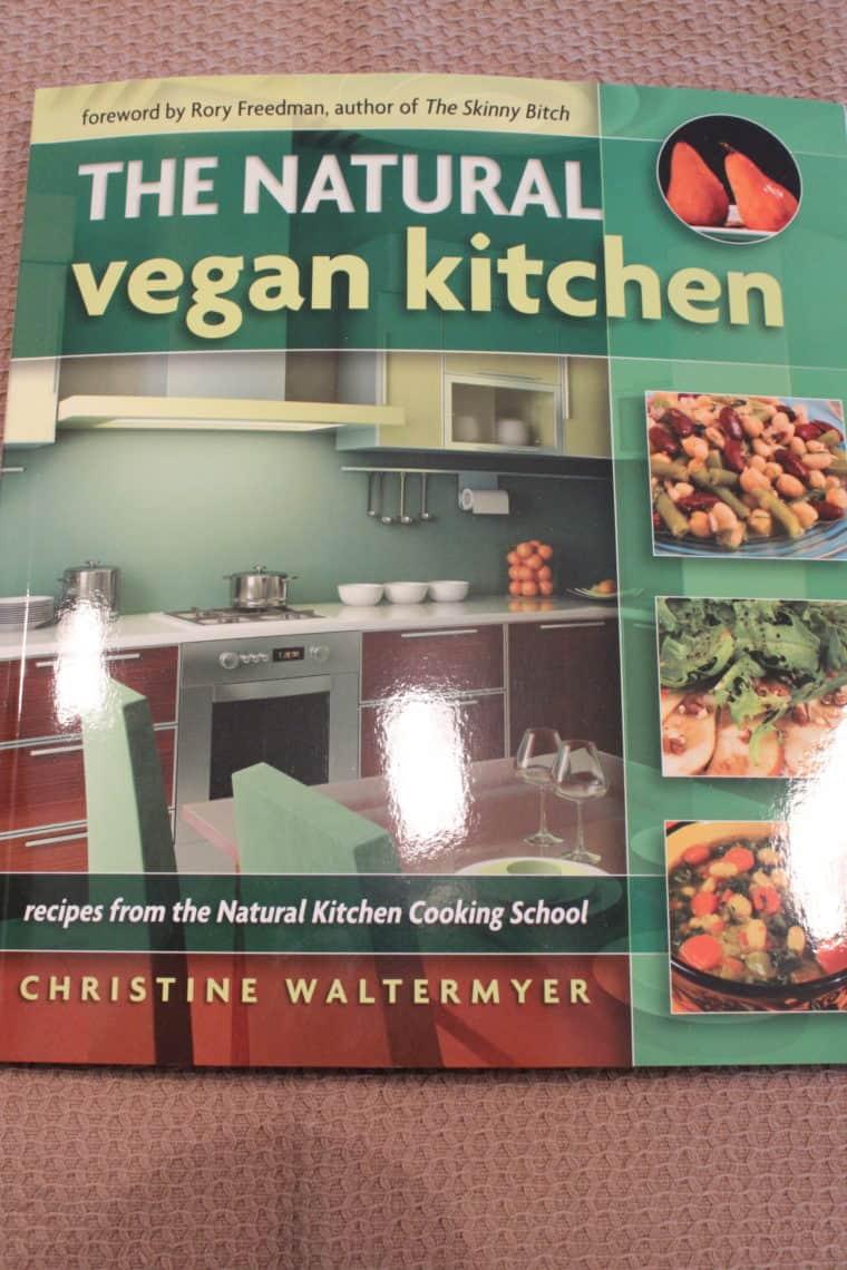 The Natural Vegan Kitchen Book