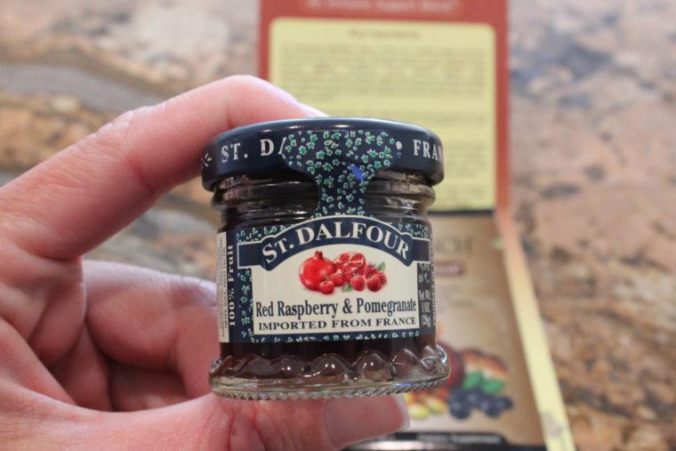 Red Raspberry & Pomegranate Jelly