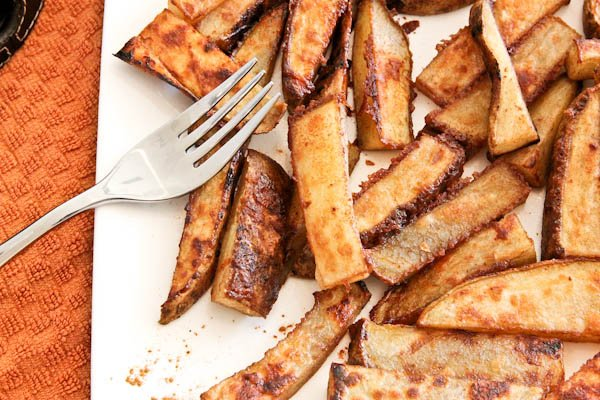 Cinnamon potatoes