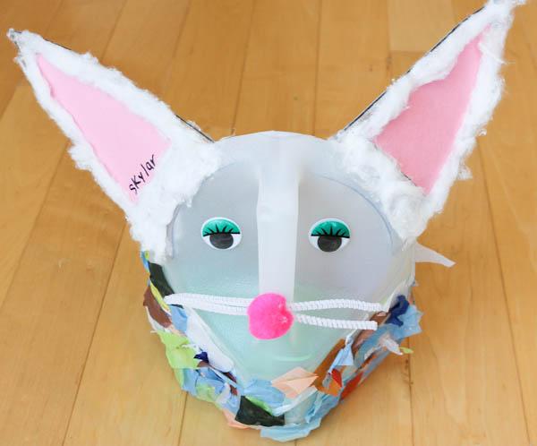Skylar's bunny basket