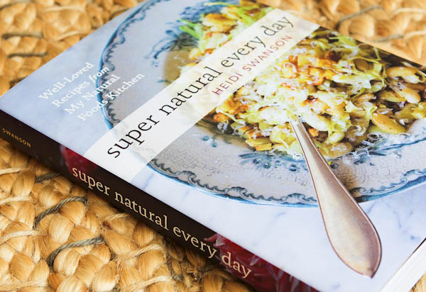 Super natural every day by Heidi Swanson book cover