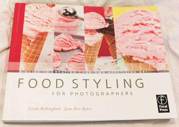 Food Styling: Books, Props, & Photo Quality