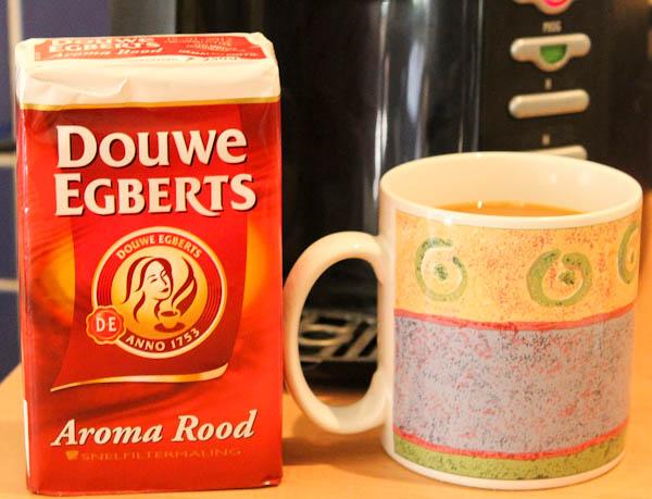 local coffee in Aruba