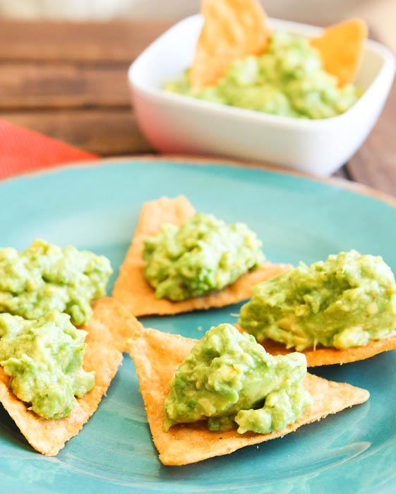 Cheater's Guacamole