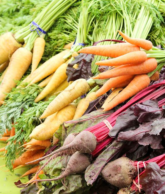 Various produce