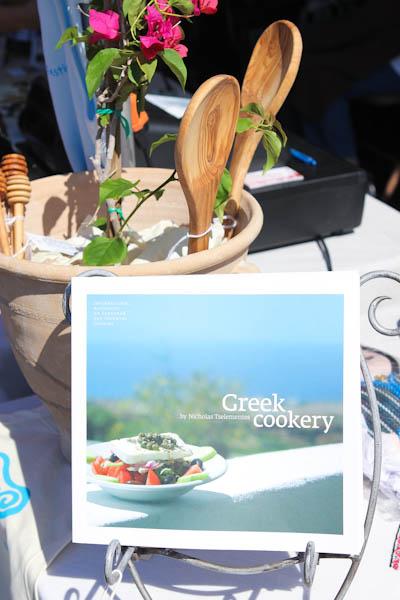 Greek Cookery cookbook