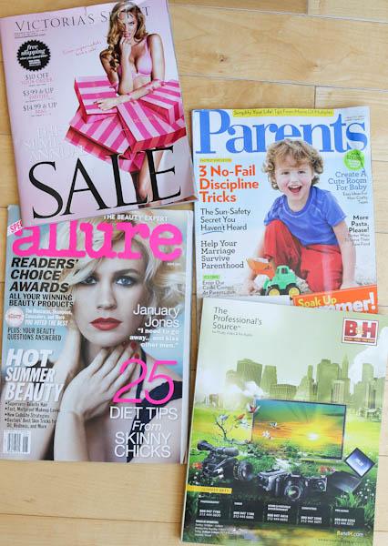 Victoria's Secret, Parents, allure, and professional's source magazine
