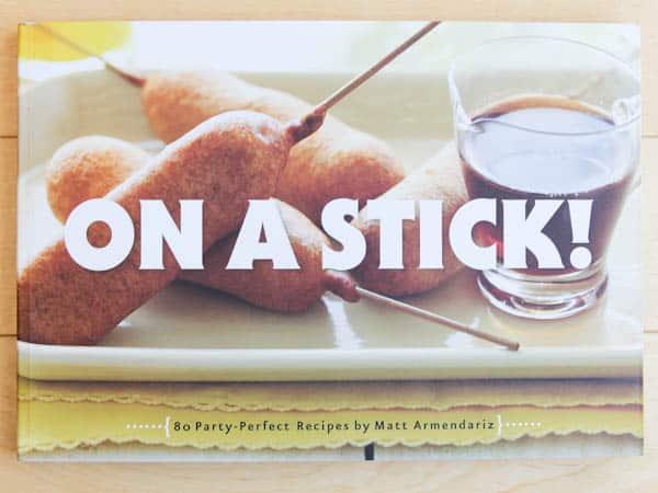 On a Stick by Matt Armendariz cover
