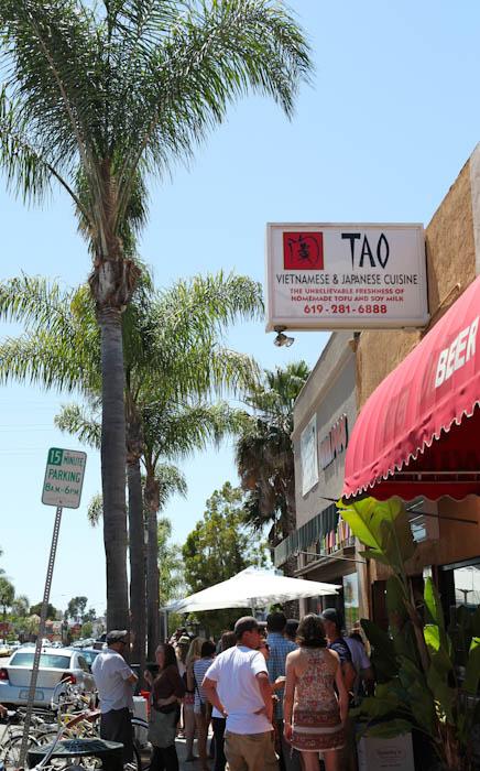 Tao Vietnamese food