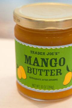 Jar of Mango Butter