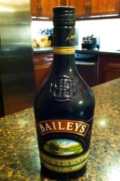 Vanilla Baileys Slushie
