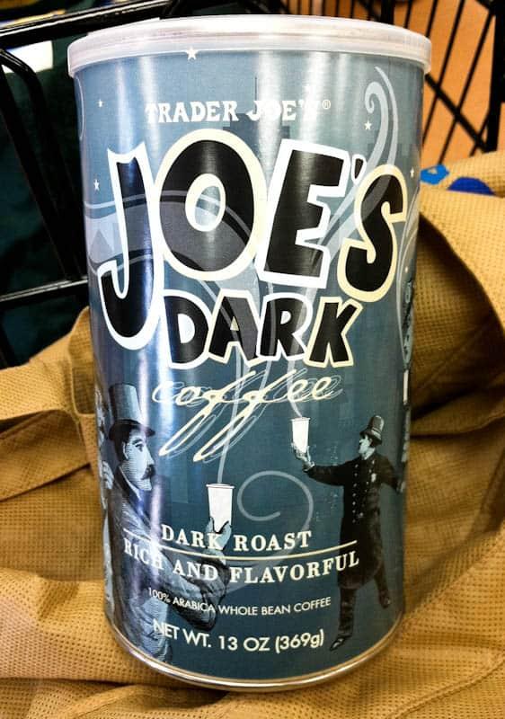 TJ's Joe's Dark