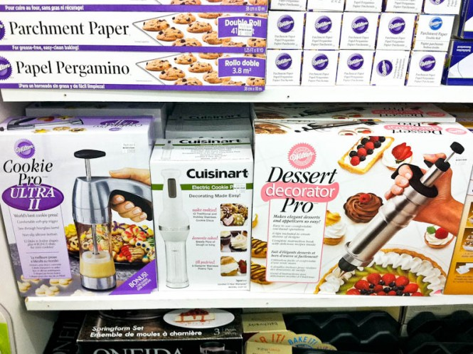 Cookie Pro ultra, cuisinart electric cookie froster and dessert decorator pro syringe