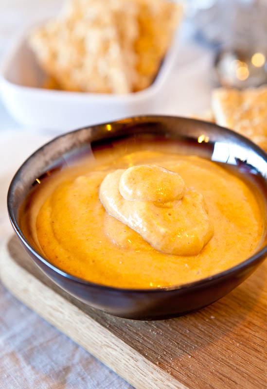 Caramel Pumpkin Whip Dip