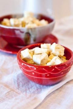 Salsa Verde Pepperjack Tofu