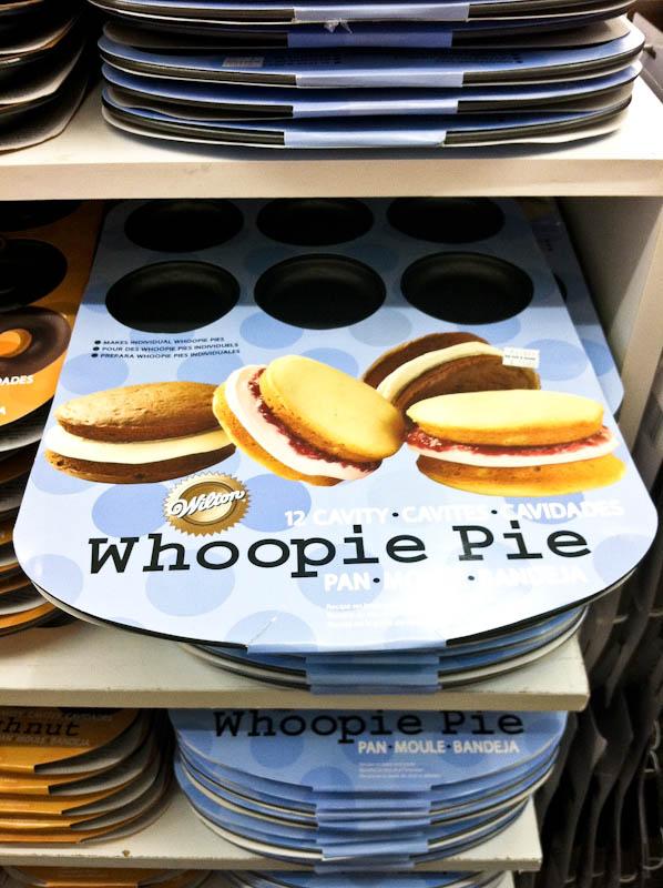 Whoopie Pie form pan