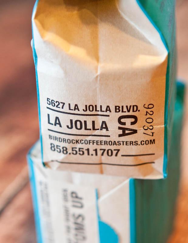 La Jolla coffee