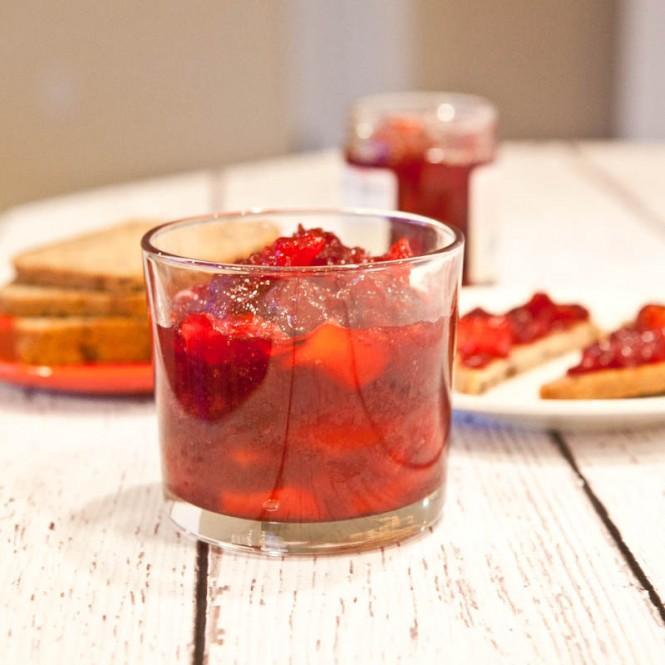 Cranberry & Orange Ginger Mango Chutney