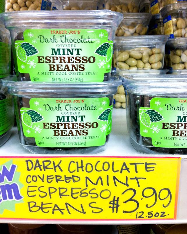 Mint Expresso Beans
