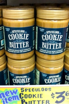 Jars of Cookie Butter