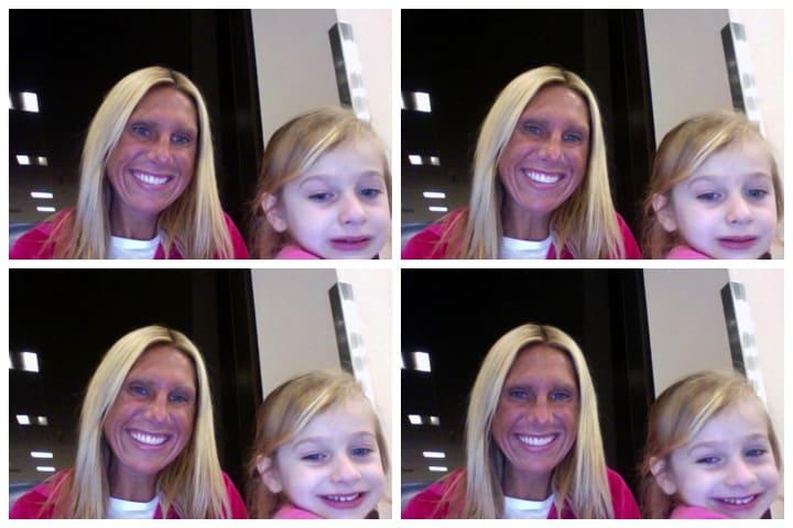 Averie and daughter Skylar