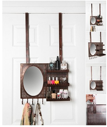Bathroom storage hanger