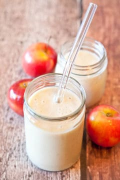 Spiced Apple Pie Smoothie