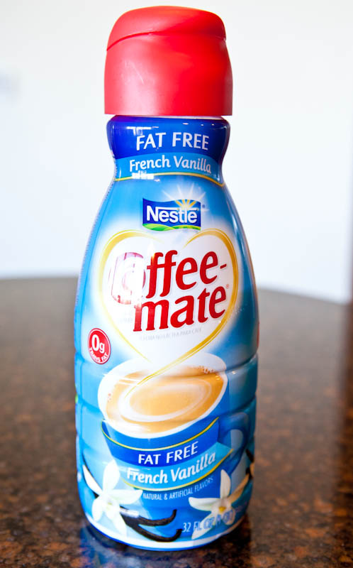 French Vanilla Coffee-Mate