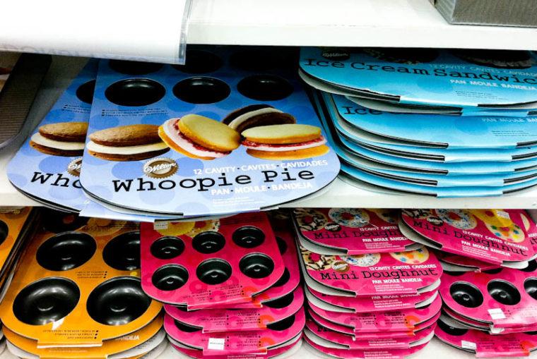 Whoopie Pie pans