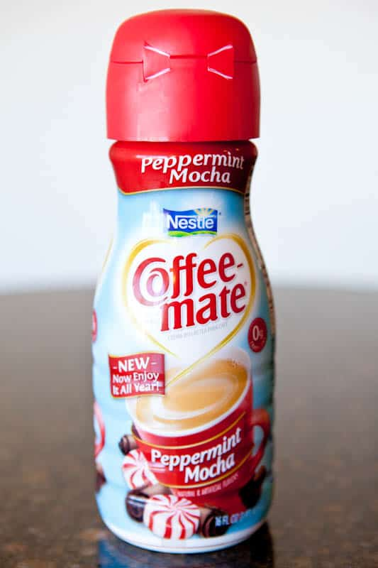 Coffee-Mate Peppermint Mocha
