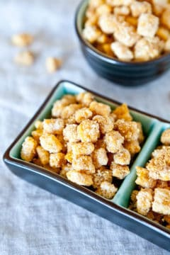 Buttery Toasted Captain Crunchies