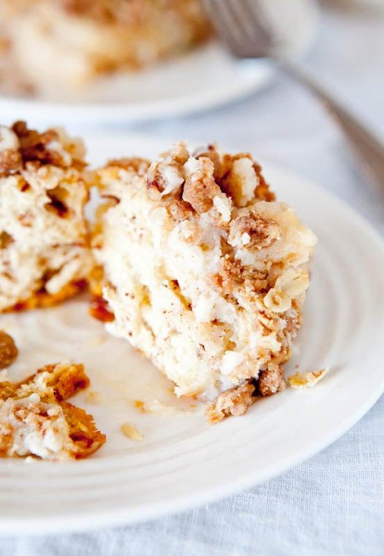 Cinnamon Bun Pie