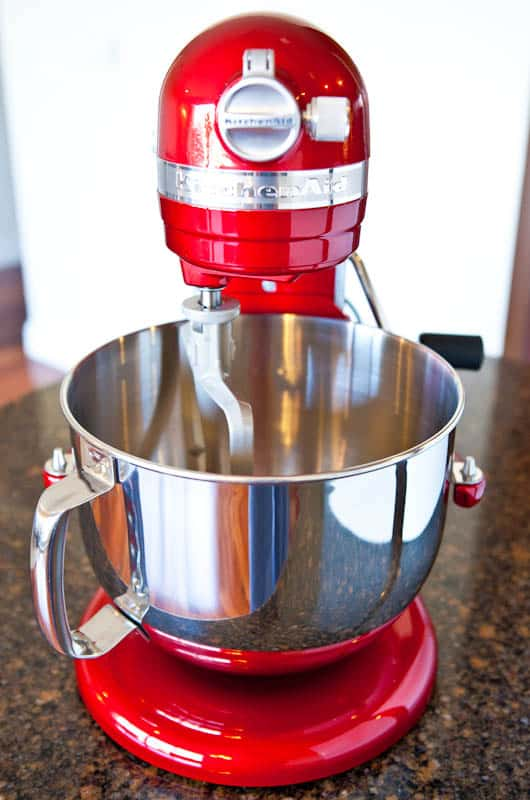 KitchenAid 7-Quart Stand Mixer Giveaway - Averie Cooks