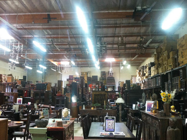 San Diego Rustic Furniture store outlook