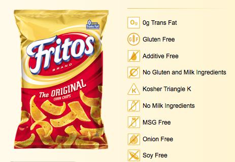 Fritos Profile