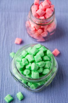 Old-Fashioned Butter Mints