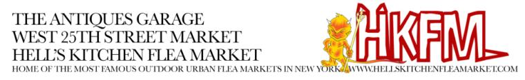 Hell's Kitchen Flea Market advertisement