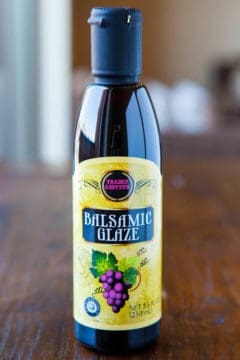 Vinegar Recipes and Balsamic Glaze