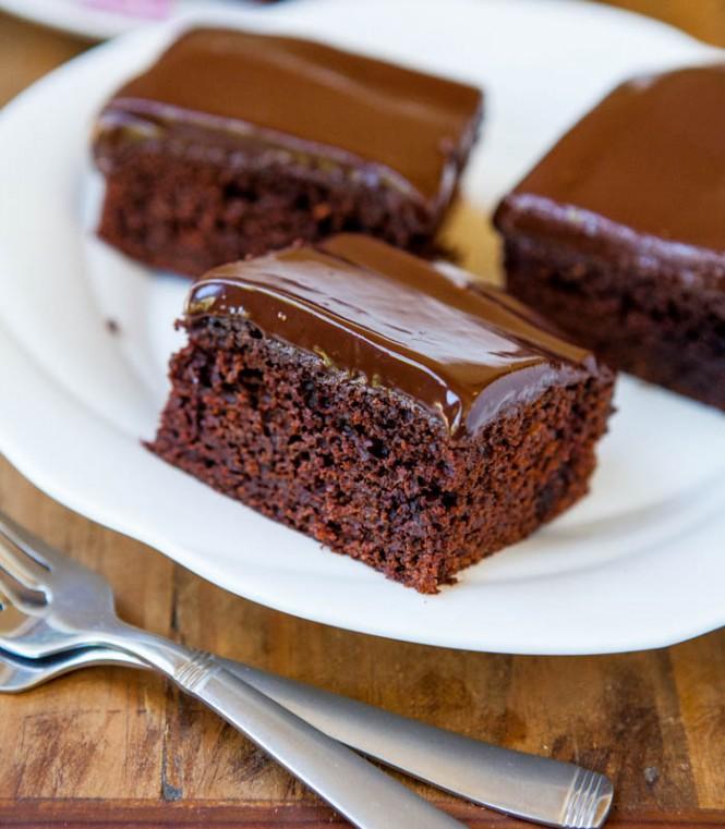 Moist Chocolate Cake Recipe In Microwave