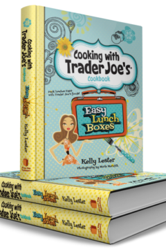 Cooking with trader Joe's easy lunch boxes by Kelly Lester