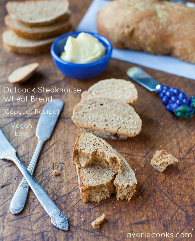 slices of outback wheat bread