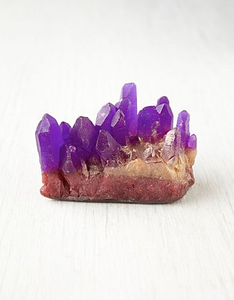 Low Raw Crystal Soap