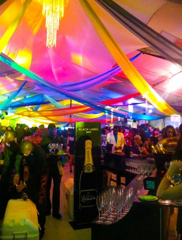 Barbados party